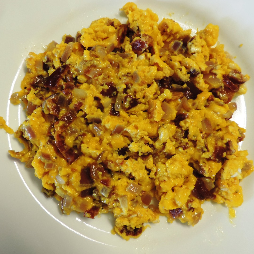 Picture of No Mess Easy Scrambled Eggs