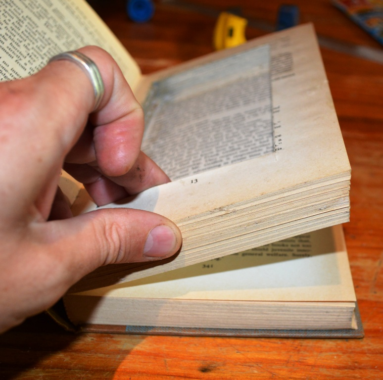 Picture of Hollowing Out Your Book - Part 2