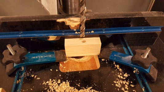 Update for Makers Who Don't Have Access to Laser Cutter.