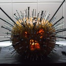 Nailed It! - Scary Blowfish Pumpkin