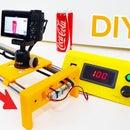 3D Printed Motorized Camera Slider