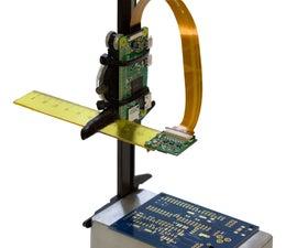 Raspberry Pi Zero HDMI / WiFi Soldering Microscope
