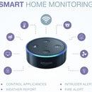 Smart Home Monitoring Using Alexa and Arduino