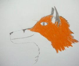 Changing the Wolf Drawing to a Fox