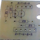 Tim's PCB (Plotted Circuit Board)