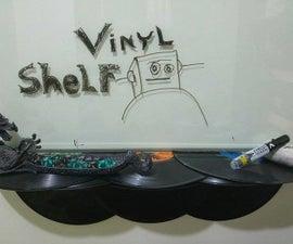 The Vinyl Shelf