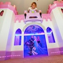 Building a Pretty Princess Castle Bed your Child will Love
