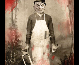 Halloween Horror Portraits