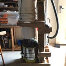 Shop Vac & Cyclone Dust Collection System Cart (Jay Bates Inspired)