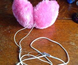 HEADMUFFS - Headphones earmuffs