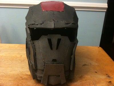 Commander Shepard's N7 Breather