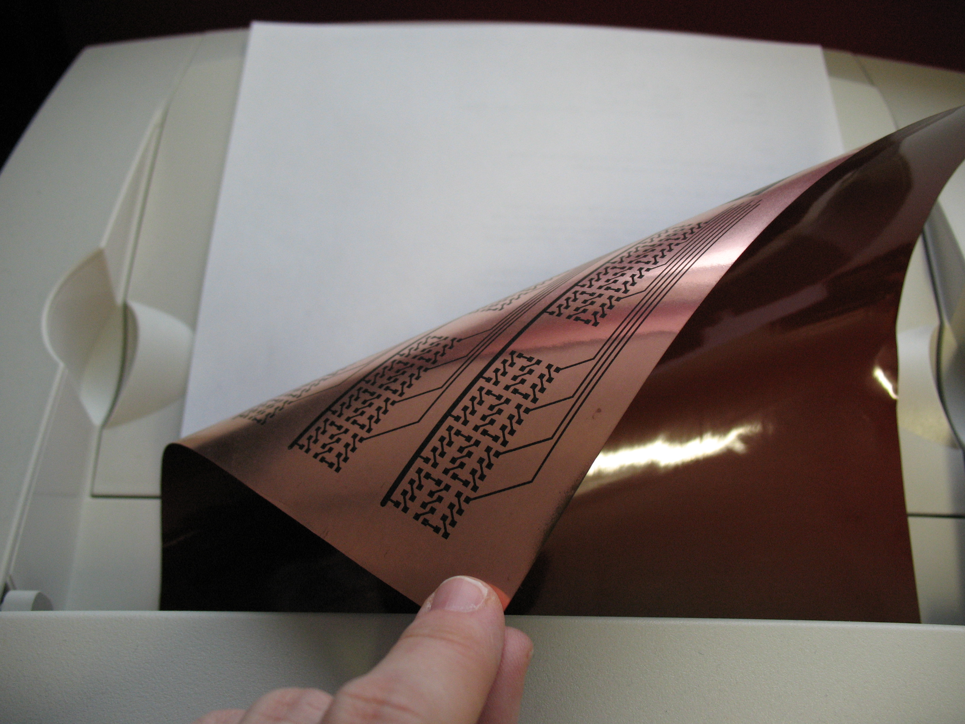 Picture of DIY Flexible Printed Circuits