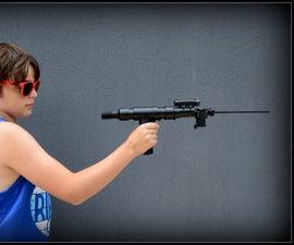 Extreme Airsoft Hand Gun V2