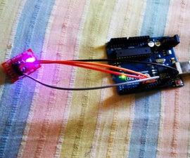 laptop controlled rgb led v.1