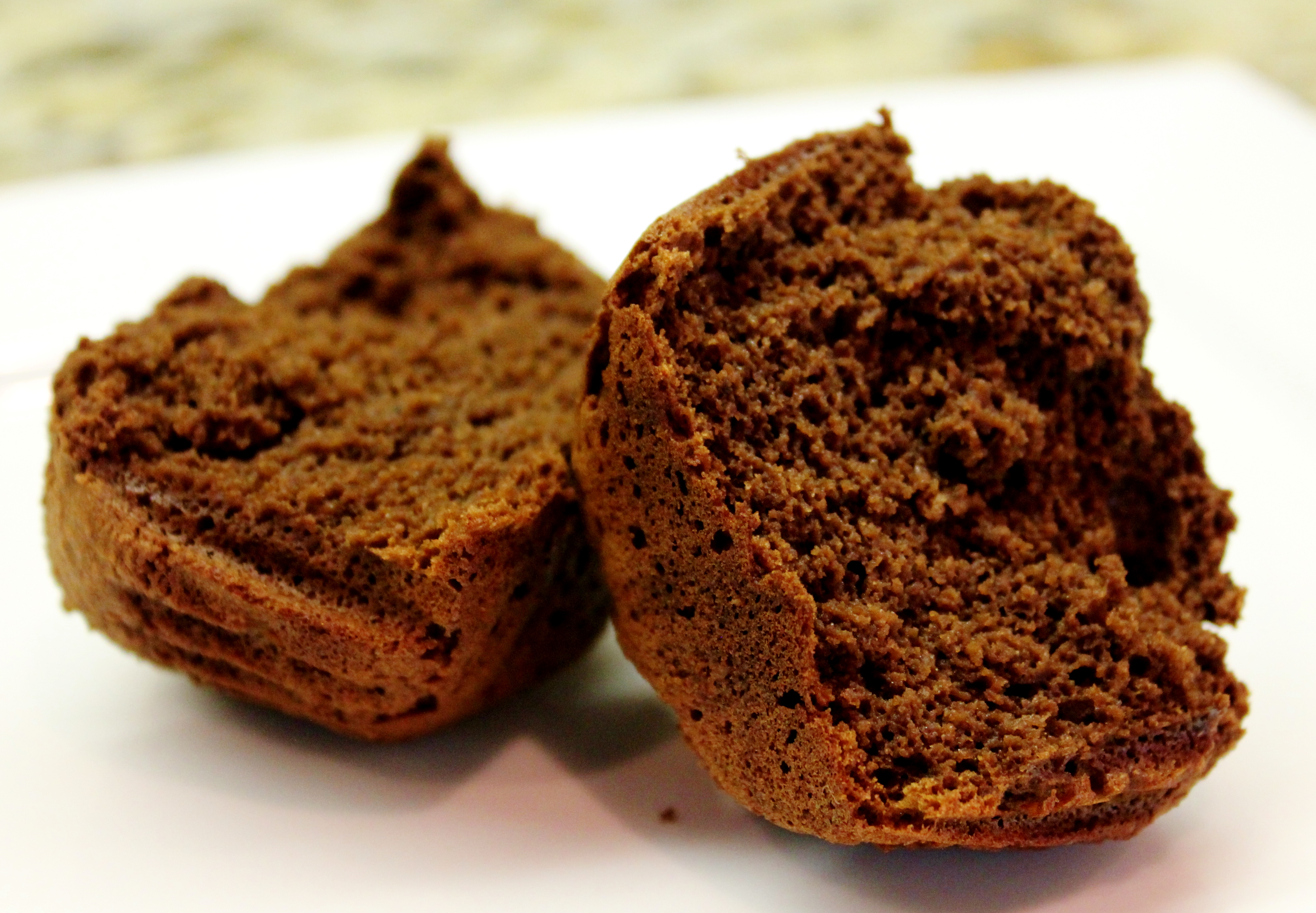 Picture of Chocolate Cupcakes (gluten/grain Free)