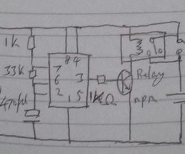 Most Power Saving Light Delay Circuit