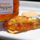 Spicy Habanero Chili Pepper Jam