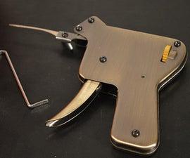 How to Open Locks With a Lockpick Gun