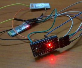 Arduino Pedometer(without Accelerometer)