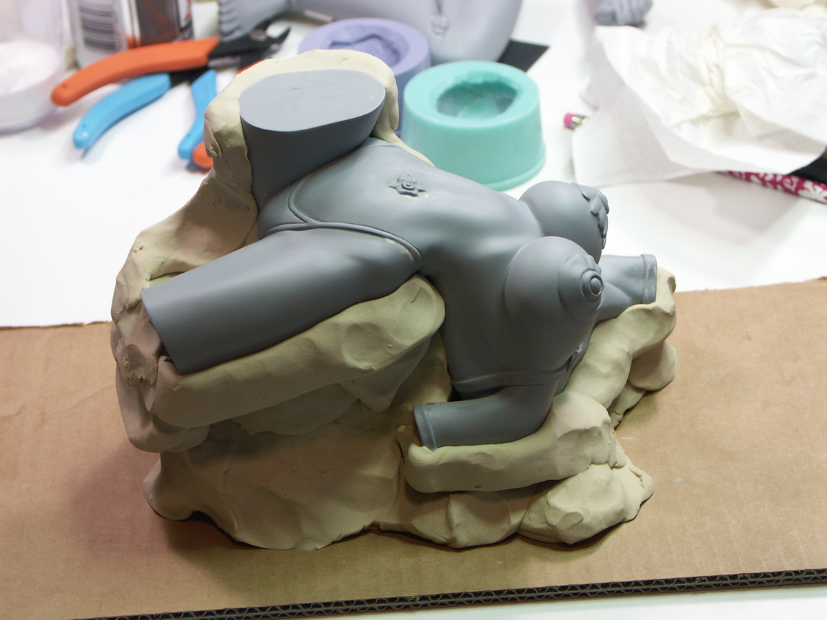 Picture of Molding the Torso