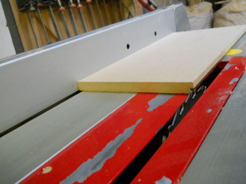 Picture of Cut MDF to Size