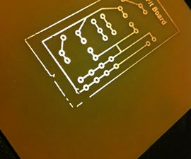 How to Etch a PCB