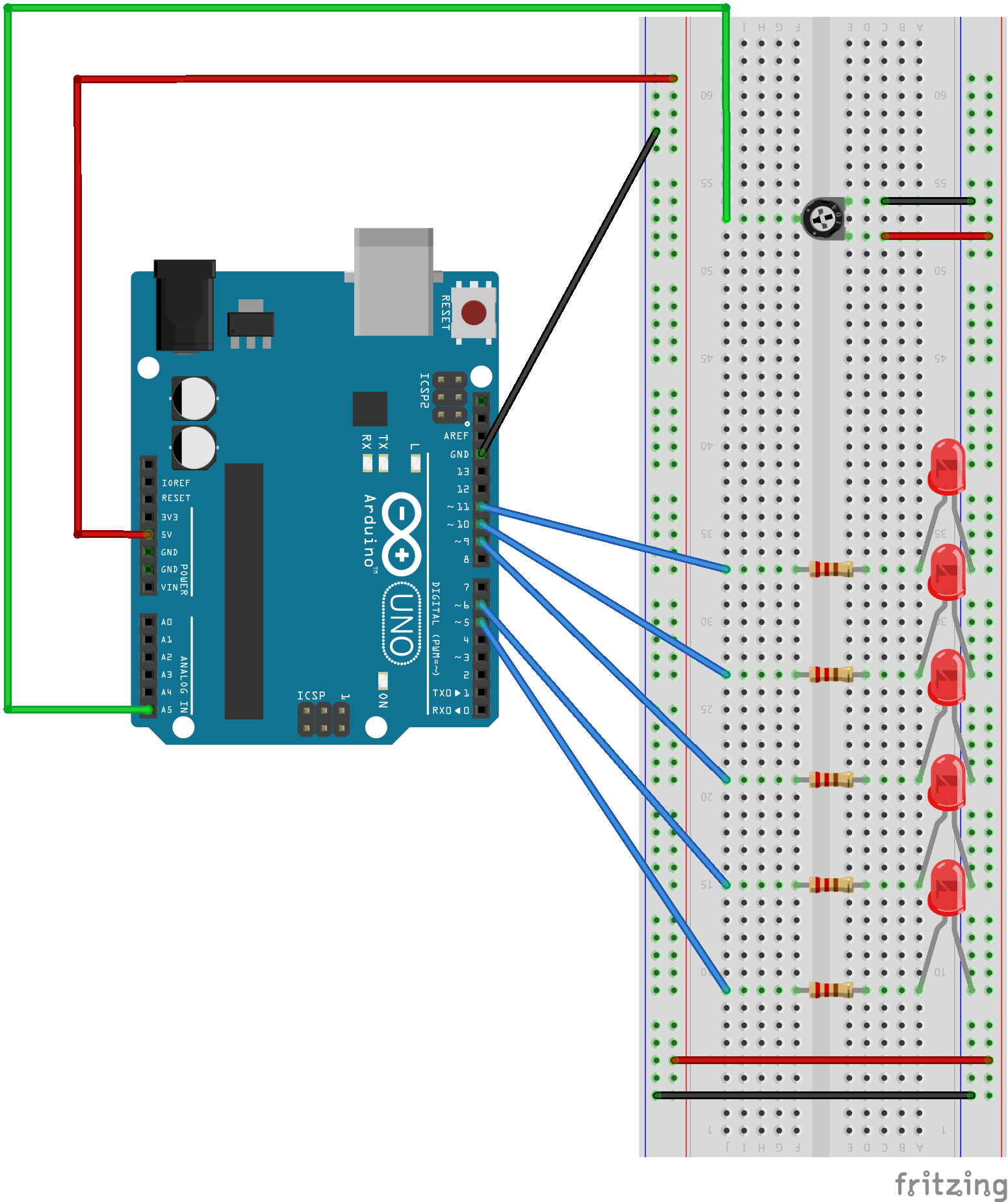 Picture of Add the Potentiometer
