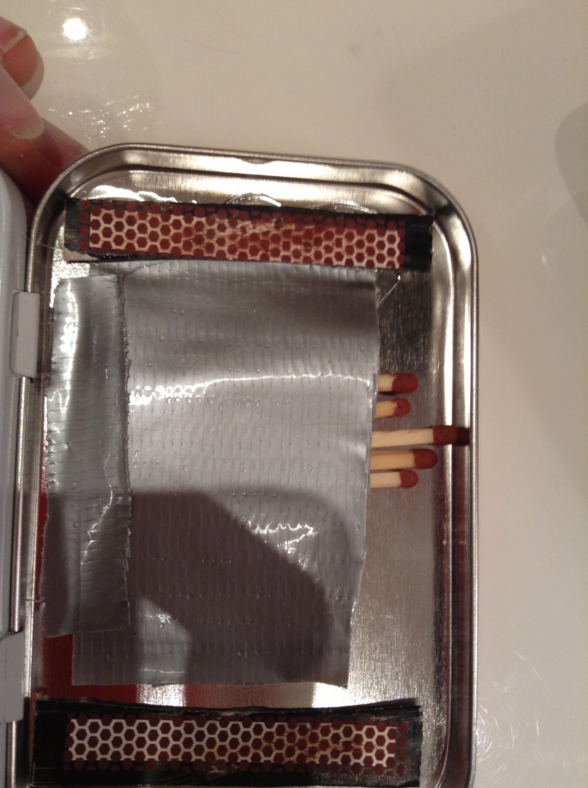 Picture of Optional Match-pouch