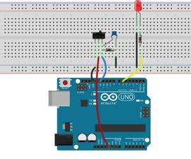 Slide Switch With Arduino Uno R3