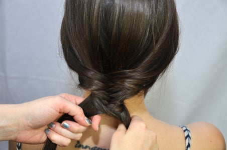 Continue Braiding