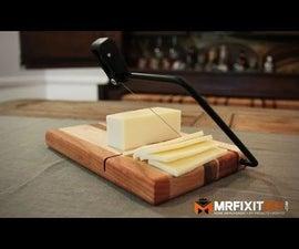 DIY Cheese Slicer Board