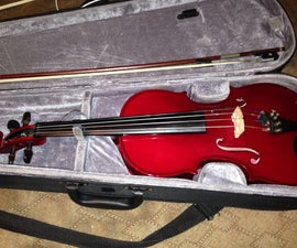 How to Change a Violin String