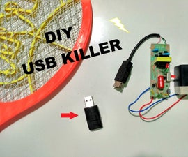 How to Make an USB Killer