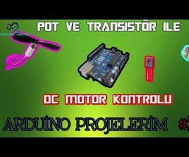 How to Drive Dc Motor and Controll (Very Simple and cheap)