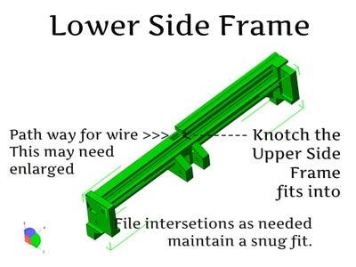 Assemble the Main Frame
