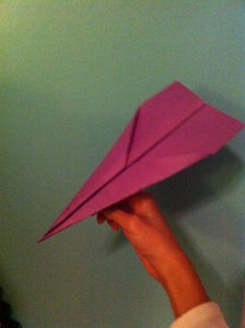 How to Make a Dart Airplane