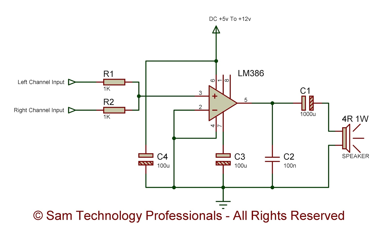 Picture of Simplest HQ Audio Amplifier