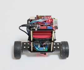 2-Wheel Self Balancing Robot by using Arduino and MPU6050