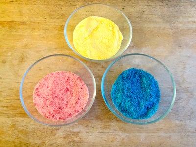 Color Your Sugar