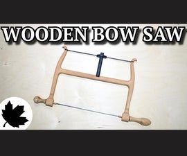 Make It - Wooden Bow Saw