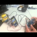 Smart Selfie with Arduino Esplora