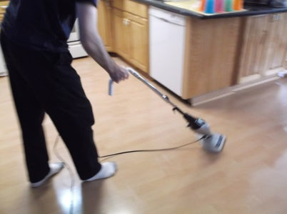 Rebuild Handle on Steam Mop