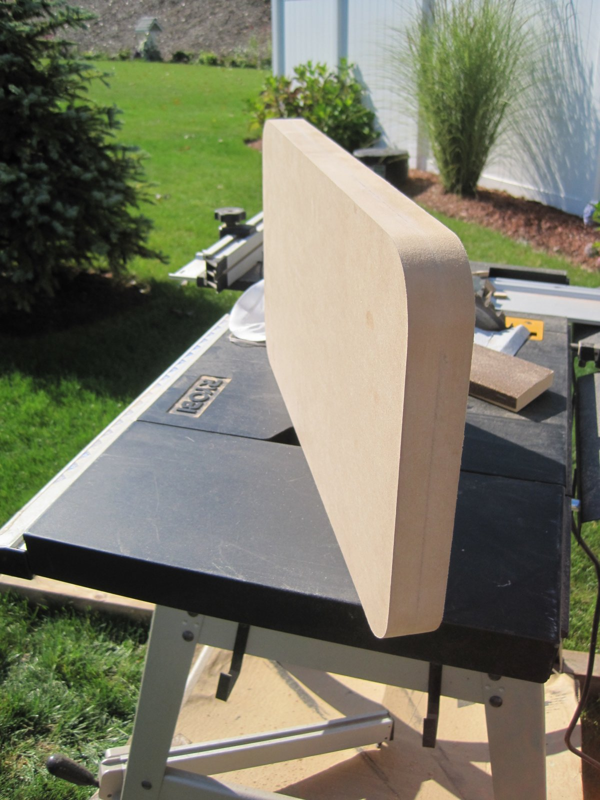 Picture of Solid MDF Construction = )