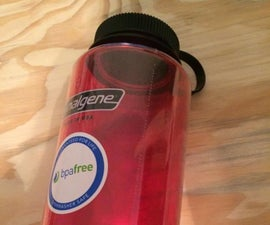 Indestructible Nalgene Water Bottle