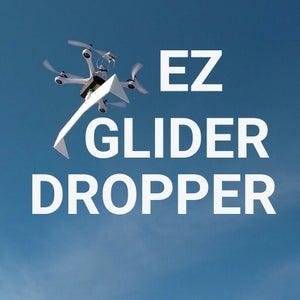 Launch a Glider Via Quadcopter!