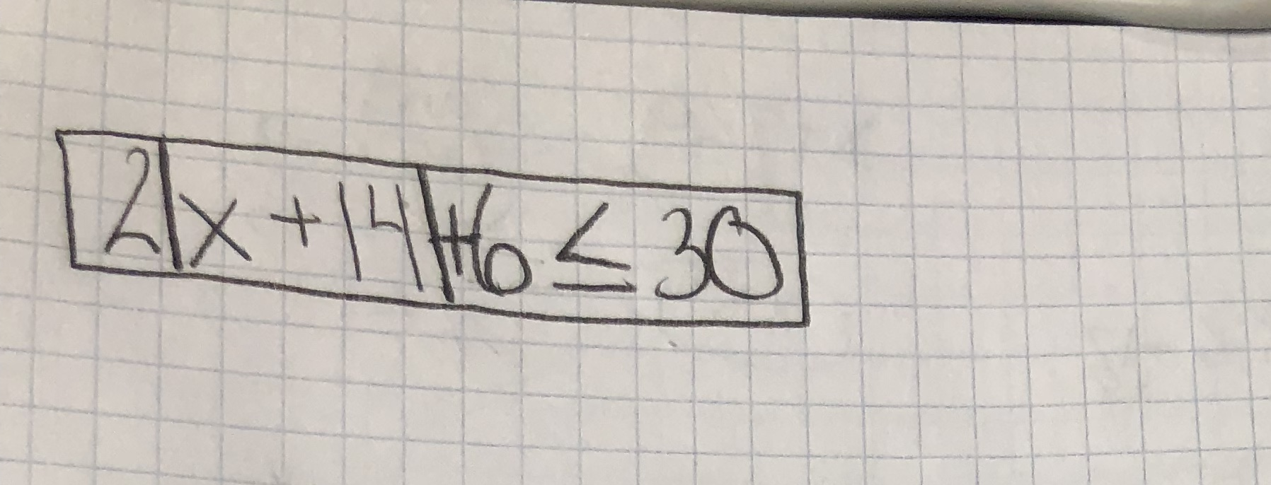 Picture of How to Solve an Absolute Value Inequality