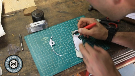 Cutting the Initial Shape
