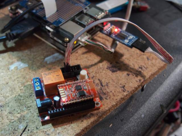 Picture of Develop for the ESP8266 on the Raspberry Pi