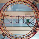 Rollercoaster Ring Lift, a Knex Ball Machine Lift