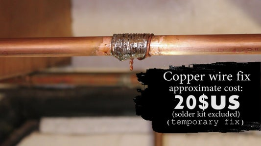 Copper Wire for Big Bursts